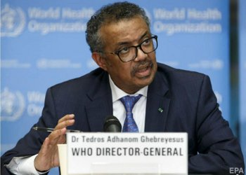 Гендиректор ВОЗ призвал страны G20 объединить усилия для борьбы с коронавирусом COVID-19