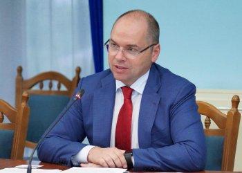 Обращение министра здравоохранения Украины Максима Степанова