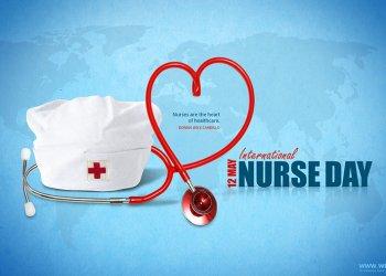 12 мая - Международный день медицинской сестры и медицинского брата.