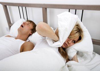 Храп и синдром апноэ сна