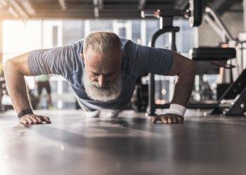 Обнаружен белок, усиливающий защитные эффекты физических нагрузок у пожилых людей относительно развития когнитивных мозговых нарушений