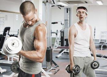 Генетики узнали, что руководит набором мышечной массы