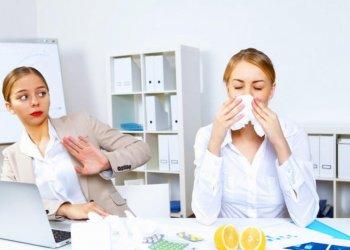 Скільки часу людина, яка хворіє на вірусну інфекцію, може заразити інших