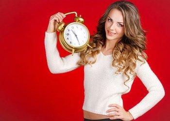 Внутренние часы организма определены полом человека, показали наблюдения