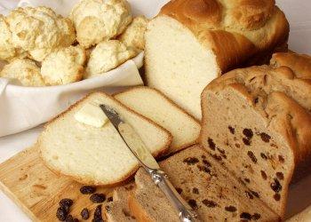 Хлеб при правильном питании