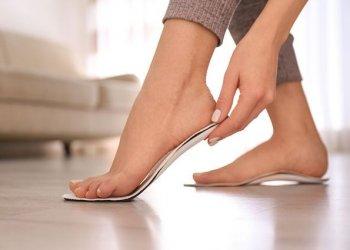 Особые стельки снижают риск развития диабетической стопы