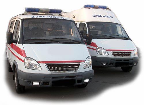 Медицинская перевозка больных по Киеву