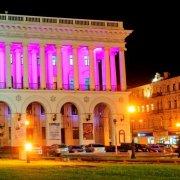 Киев третий год подряд поддержит Всемирный месяц борьбы против рака молочной железы
