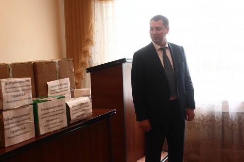 Губернатор Херсонщины Андрей Гордеев: «Нация должна быть здоровой»